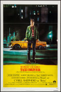"""Movie Posters:Crime, Taxi Driver (Columbia, 1976). One Sheet (27"""" X 41"""") Flat Folded.Crime.. ..."""
