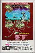 """Movie Posters:Rock and Roll, Yessongs (Ellman Enterprises, 1975). One Sheet (27"""" X 41""""). Rockand Roll.. ..."""