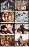 """Movie Posters:Science Fiction, Beneath the Planet of the Apes (20th Century Fox, 1970). Mini Lobby Card Set of 8 (11"""" X 14""""). Science Fiction.. ... (Total: 8 Items)"""