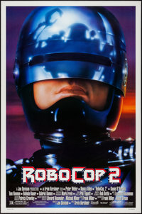 """RoboCop 2 & Others Lot (Orion, 1990). One Sheets (3) (27"""" X 40"""" 27"""" X 41"""") DS & SS..."""