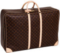 Luxury Accessories:Travel/Trunks, Louis Vuitton Classic Monogram Canvas Sirius 70 Luggage Bag. ...