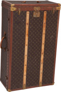 Luxury Accessories:Travel/Trunks, Louis Vuitton Vintage Classic Monogram Canvas Trunk. ...