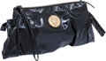 Luxury Accessories:Bags, Gucci Heritage Collection Black Patent Leather Clutch. ...