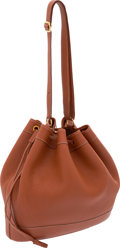 Luxury Accessories:Bags, Hermes Etrusque Clemence Leather Market Tote Bag. ...