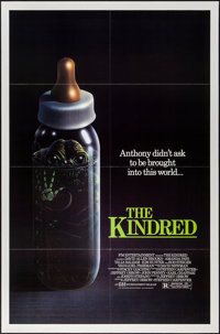 """The Kindred & Other Lot (FM Entertainment, 1987). One Sheets (2) (27"""" X 41"""" & 27"""" X 40&qu..."""