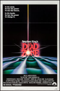"""The Dead Zone (Paramount, 1983). One Sheet (27"""" X 41""""). Thriller"""