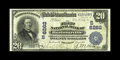 National Bank Notes:Kentucky, Barbourville, KY - $20 1902 Date Back Fr. 642 The First NB Ch. #(S)6262. This was the first bank here to receive a fede...
