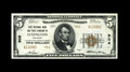 National Bank Notes:Kentucky, Lexington, KY - $5 1929 Ty. 2 First NB & TC Ch. # 906. An idealpiece for type and a great representative from Kentucky....