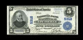 National Bank Notes:Kentucky, Louisville, KY - $5 1902 Plain Back Fr. 607 The NB of Kentucky Ch.# 5312. Literally 250 large size notes are known on t...