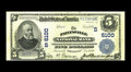 National Bank Notes:Kentucky, Paintsville, KY - $5 1902 Plain Back Fr. 608 The Paintsville NB Ch.# (S)6100. The bottom margin is slightly cut in, but...