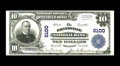 National Bank Notes:Kentucky, Paintsville, KY - $10 1902 Plain Back Fr. 633 The Paintsville NBCh. # 6100. An Extremely Fine example with the 1921...