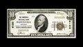 National Bank Notes:Kentucky, Paintsville, KY - $10 1929 Ty. 1 The Paintsville NB Ch. # 6100.This Very Fine example is one of the nicest of the p...