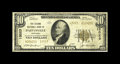 National Bank Notes:Kentucky, Paintsville, KY - $10 1929 Ty. 2 The Second NB Ch. # 13023. Of thethree small size issuers located in this Johnson Coun...