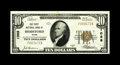 National Bank Notes:Maine, Biddeford, ME - $10 1929 Ty. 1 The First NB Ch. # 1089. This town located in Southern Maine boasted two banks starting i...