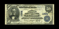 National Bank Notes:Maryland, Baltimore, MD - $50 1902 Date Back Fr. 667 The Citizens NB Ch. #1384. The paper integrity is uncompromised and original...
