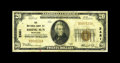 National Bank Notes:Maryland, Rising Sun, MD - $20 1929 Ty. 1 The NB of Rising Sun Ch. # 2481. Anevenly circulated example from this very popular loc...