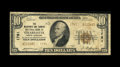 National Bank Notes:North Carolina, Charlotte, NC - $10 1929 Ty. 2 The Merchants & Farmers NB Ch. # 1781. This brings the census to seven examples for all T...