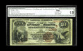 Raleigh, NC - $10 1882 Brown Back Fr. 484 The Citizens NB Ch. # (S)1766 This is the first time we have had the pleasur...