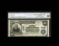 National Bank Notes:North Carolina, Wilmington, NC - $10 1902 Plain Back Fr. 632 The Murchison NB Ch. # 5182. Here is another high grade example designated...