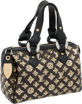 Luxury Accessories:Bags, Louis Vuitton Limited Edition Monogram Eclipse Speedy Bag. ...