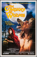 "Movie Posters:Horror, The Company of Wolves & Others Lot (Cannon, 1985). One Sheets (4) (27"" X 40"" & 27"" X 41"") SS & DS. Horror.. ... (Total: 4 Items)"