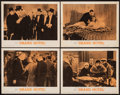 "Movie Posters:Academy Award Winners, Grand Hotel (MGM, R-1962). Lobby Cards (4) (11"" X 14""). AcademyAward Winners.. ... (Total: 4 Items)"
