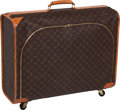 Luxury Accessories:Travel/Trunks, Louis Vuitton Classic Monogram Canvas Satellite Suitcase. ...