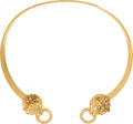 Estate Jewelry:Necklaces, Diamond, Gold Necklace, Van Cleef & Arpels. ...