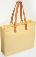 Luxury Accessories:Bags, Louis Vuitton Yellow Monogram Vernis Leather Colombus Tote Bag. ...