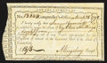 Colonial Notes:Connecticut, Connecticut Fiscal Paper Comptroller's Office Extremely Fine.. ...