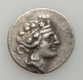 Ancients:Ancient Lots  , Ancients: THRACIAN ISLANDS. Thasos. Ca. 148-90 BC. Lot of 3 ARtetradrachms.... (Total: 3 coins)