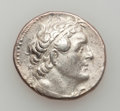Ancients:Ancient Lots  , Ancients: PTOLEMAIC KINGDOM. Ptolemy II (285-246 BC). Lot of two (2) AR tetradrachms.... (Total: 2 coins)