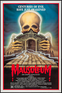 "Mausoleum & Other Lot (MPM, 1983). One Sheets (2) (27"" X 41""). Horror. ... (Total: 2 Items)"