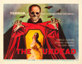 "Movie Posters:Horror, The Undead (American International, 1957). Half Sheet (22"" X 28"").. ..."
