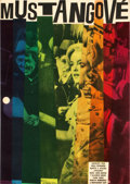 """Movie Posters:Drama, The Misfits (United Artists, 1961). Czech Poster (11"""" X 16"""").. ..."""