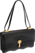 Luxury Accessories:Bags, Hermes 26cm Black Calf Box Leather Sac Palmier Bag with GoldHardware. ...