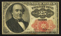Fractional Currency:Fifth Issue, Fr. 1308 25¢ Fifth Issue Fine.. ...
