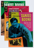 Silver Age (1956-1969):Adventure, Daniel Boone/Davy Crockett Group (Gold Key, 1965-69) Condition: Average VF/NM.... (Total: 13 Comic Books)
