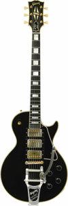 "Musical Instruments:Electric Guitars, 1959 Gibson Les Paul Custom ""Black Beauty."" Serial number 9-0456.The original ""fretless wonder"" is named so because of the ...(Total: 1 Item)"