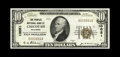 National Bank Notes:Oklahoma, Checotah, OK - $10 1929 Ty. 1 The Peoples NB Ch. # 10051. This piece is listed in the census as CU, which it certainly a...