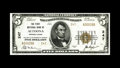 National Bank Notes:Pennsylvania, Altoona, PA - $5 1929 Ty. 2 The First NB Ch. # 247. A touch largertop margin and this perfectly original note would be ...