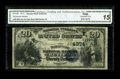 National Bank Notes:Pennsylvania, Butler, PA - $20 1882 Date Back Fr. 549 The Butler County NB Ch. #(E)4374. This note from the Georgia Peach Collection ...