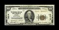 National Bank Notes:Pennsylvania, Erie, PA - $100 1929 Ty. 2 The NB & TC Ch. # 14219. A scarce type and denomination from any bank, with this example a ne...