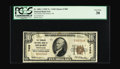 National Bank Notes:Pennsylvania, Hickory, PA - $10 1929 Ty. 1 The Farmers NB Ch. # 7405. Prior toour auction last May, none of the four known notes from...