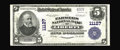 National Bank Notes:Pennsylvania, Liberty, PA - $5 1902 Plain Back Fr. 606 The Farmers NB Ch. #11127. Only $400 in Large Size Outstanding as of 1935 will...