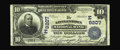 National Bank Notes:Pennsylvania, Littlestown, PA - $10 1902 Plain Back Fr. 626 The Littlestown NBCh. # (E)9207. This bank was chartered in July 1908 and...