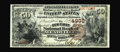 National Bank Notes:Pennsylvania, Meadville, PA - $50 1882 Brown Back Fr. 515 The New First NB Ch. # 4938. This beautiful Brown Back is the sole high deno...