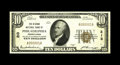 National Bank Notes:Pennsylvania, Philadelphia, PA - $10 1929 Ty. 1 The Second NB Ch. # 213. A Serial # 1 note that is the only known survivor from the fi...