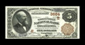 National Bank Notes:Pennsylvania, Philadelphia, PA - $5 1882 Brown Back Fr. 469 The Market Street NBCh. # (E)3684. A high end Brown Back which is perfect...