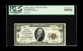 National Bank Notes:Pennsylvania, Pittsburgh, PA - $10 1929 Ty. 2 The Mellon NB Ch. # 6301. A Notefrom the first sheet of its type and denomination. A st...